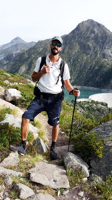 Richard Etellin Accompagnateur en montagne Moniteur ski de fond